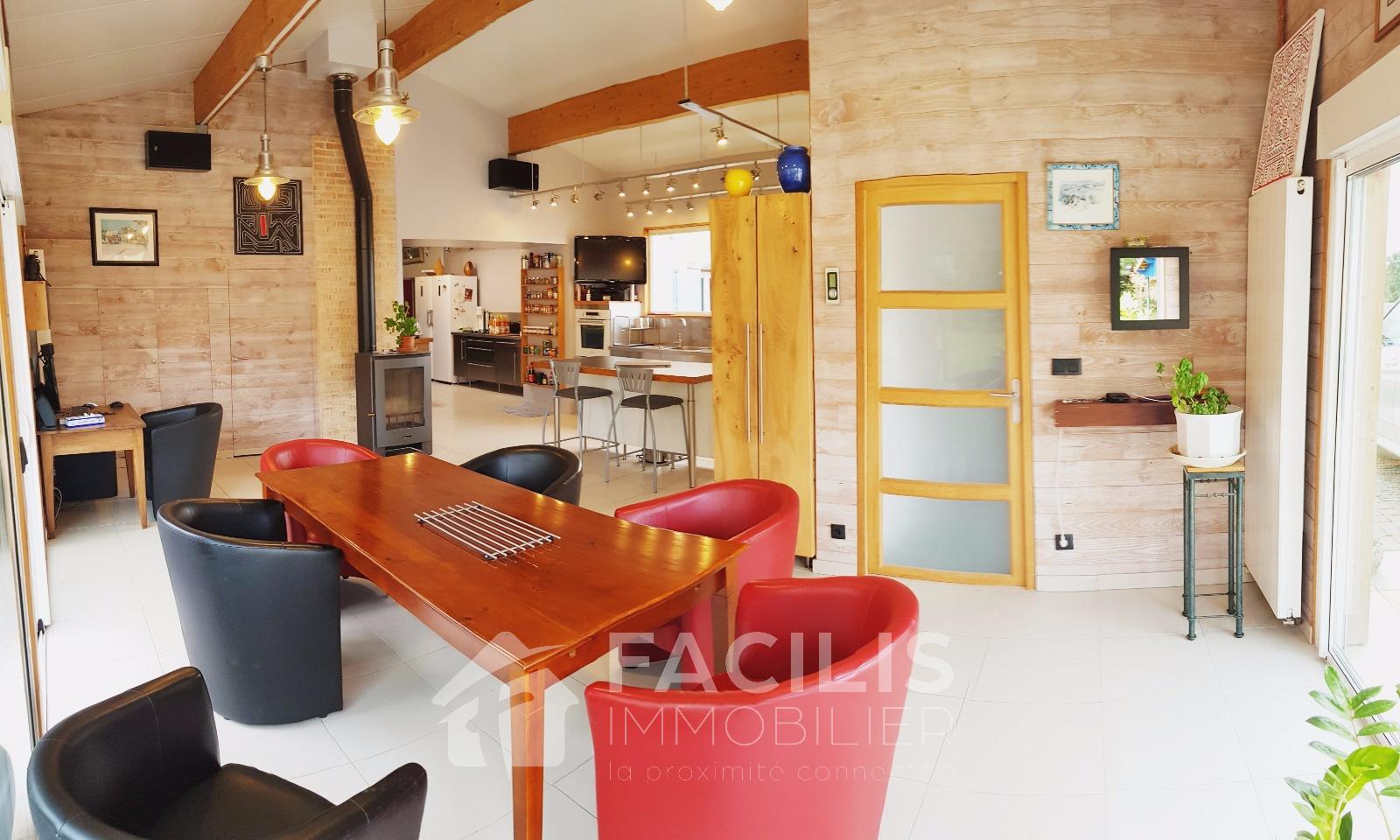 Annonce vente maison la chapelle b ton 79220 201 m for Assurance maison industrielle alliance