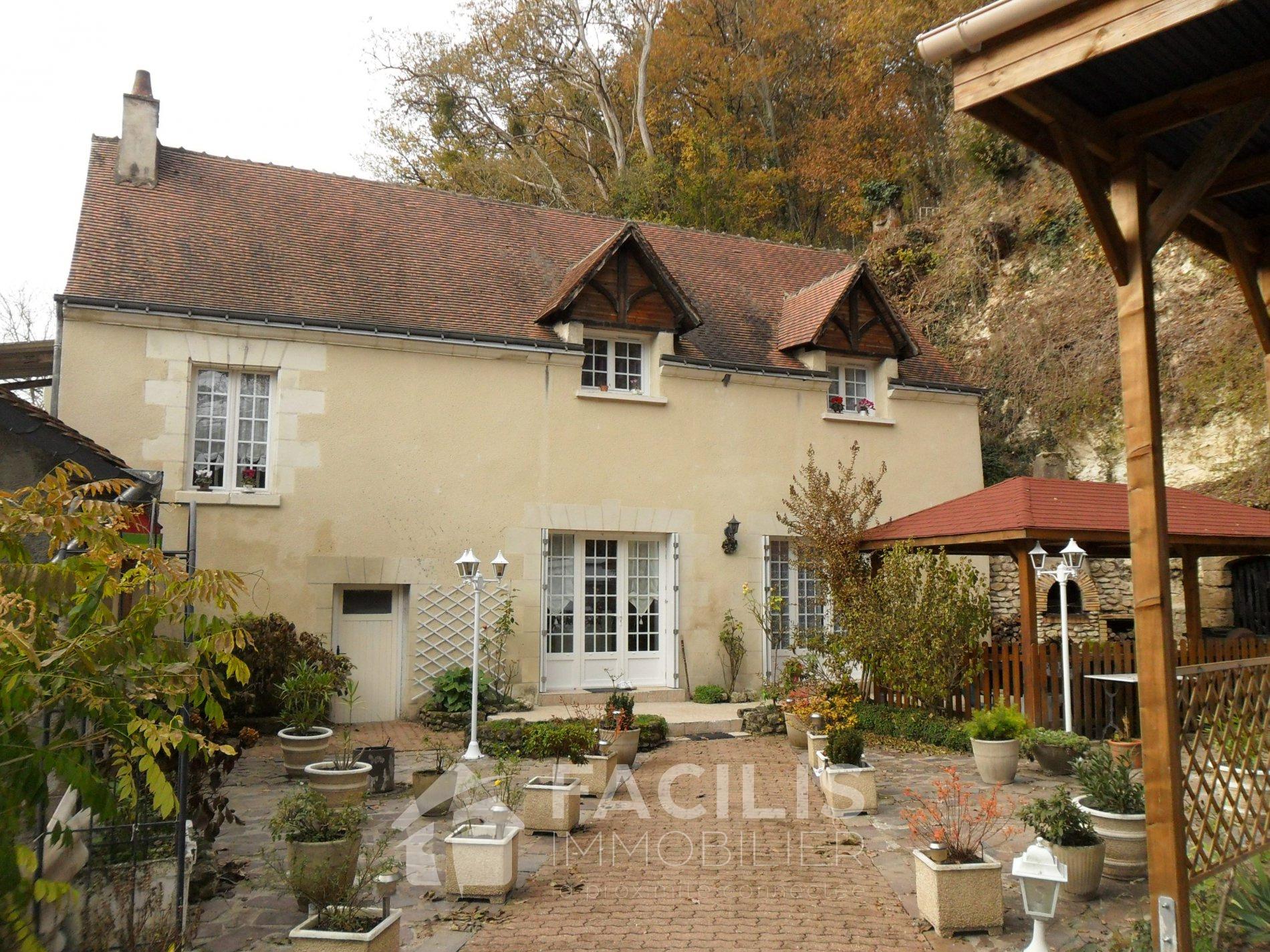 Annonce vente maison saint quentin sur indrois 37310 for Maison de l emploi saint quentin