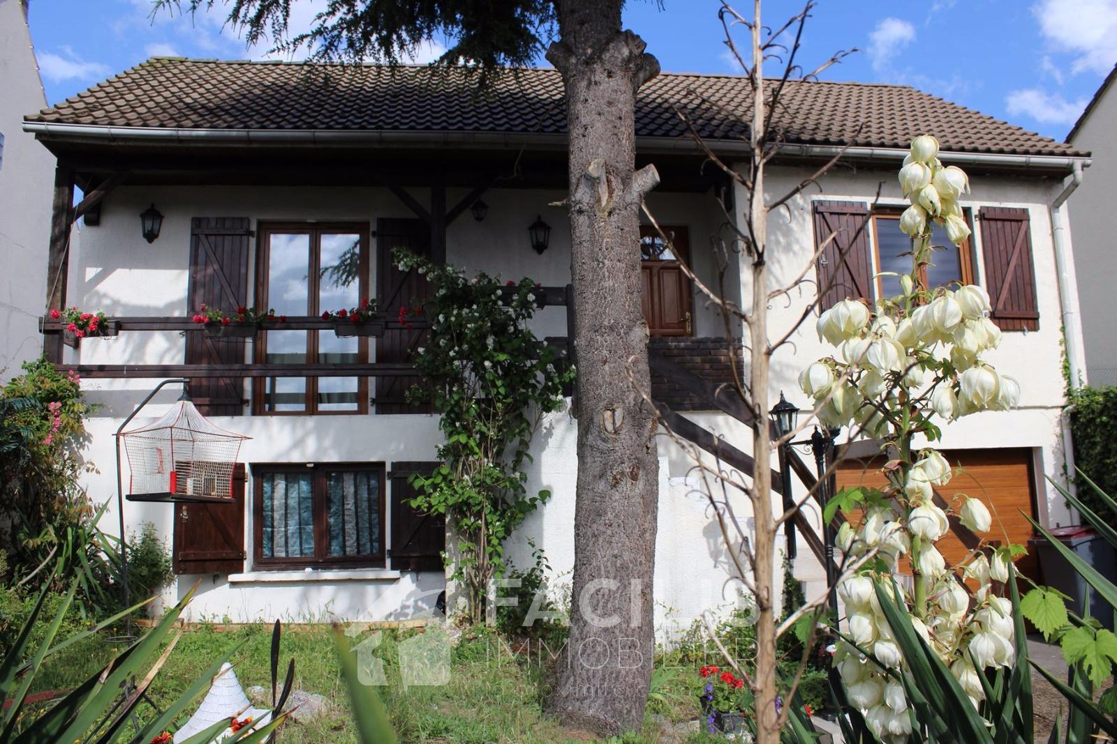 Annonce vente maison argenteuil 95100 85 m 295 000 for Vente maison neuve 85