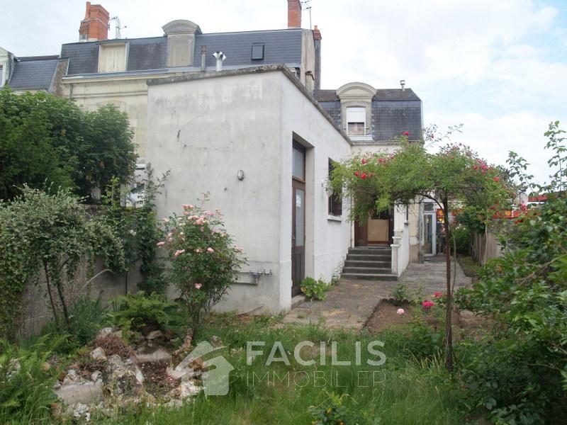 vente ch tellerault maison t4 r nover sur terrain 456 m. Black Bedroom Furniture Sets. Home Design Ideas