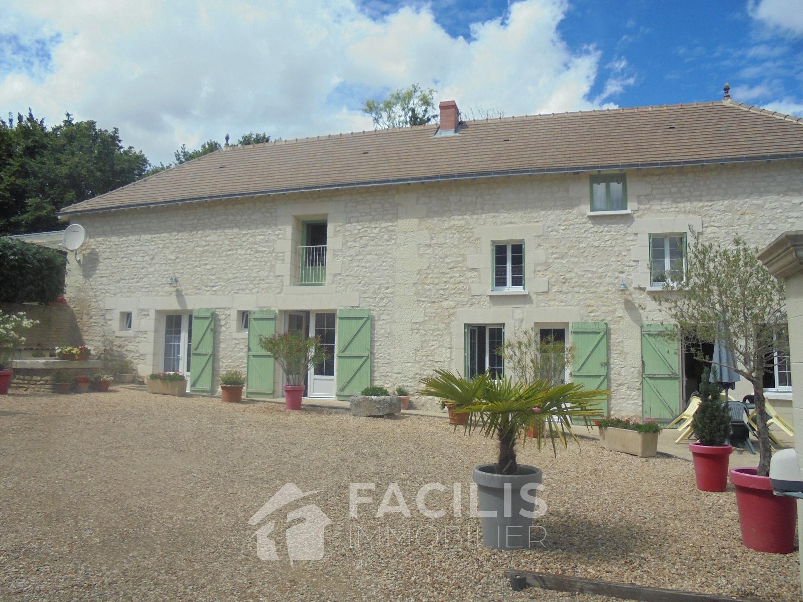 maison villa vente vouneuil sur vienne m tres carr s 250 dans le domaine de vouneuil sur vienne ref vma2330009534