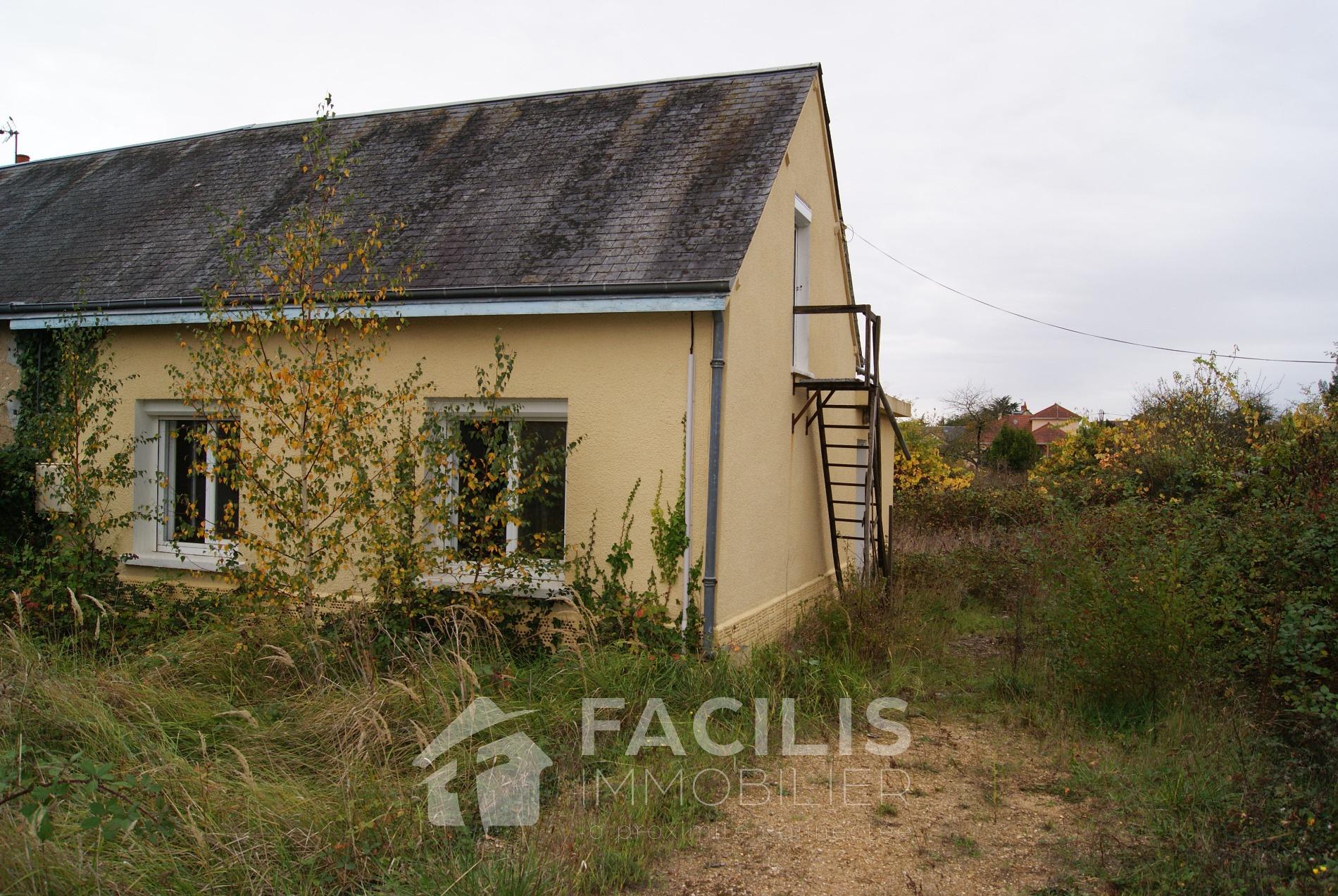 Annonce vente maison ch tellerault 86100 87 m 107 for Achat premiere maison
