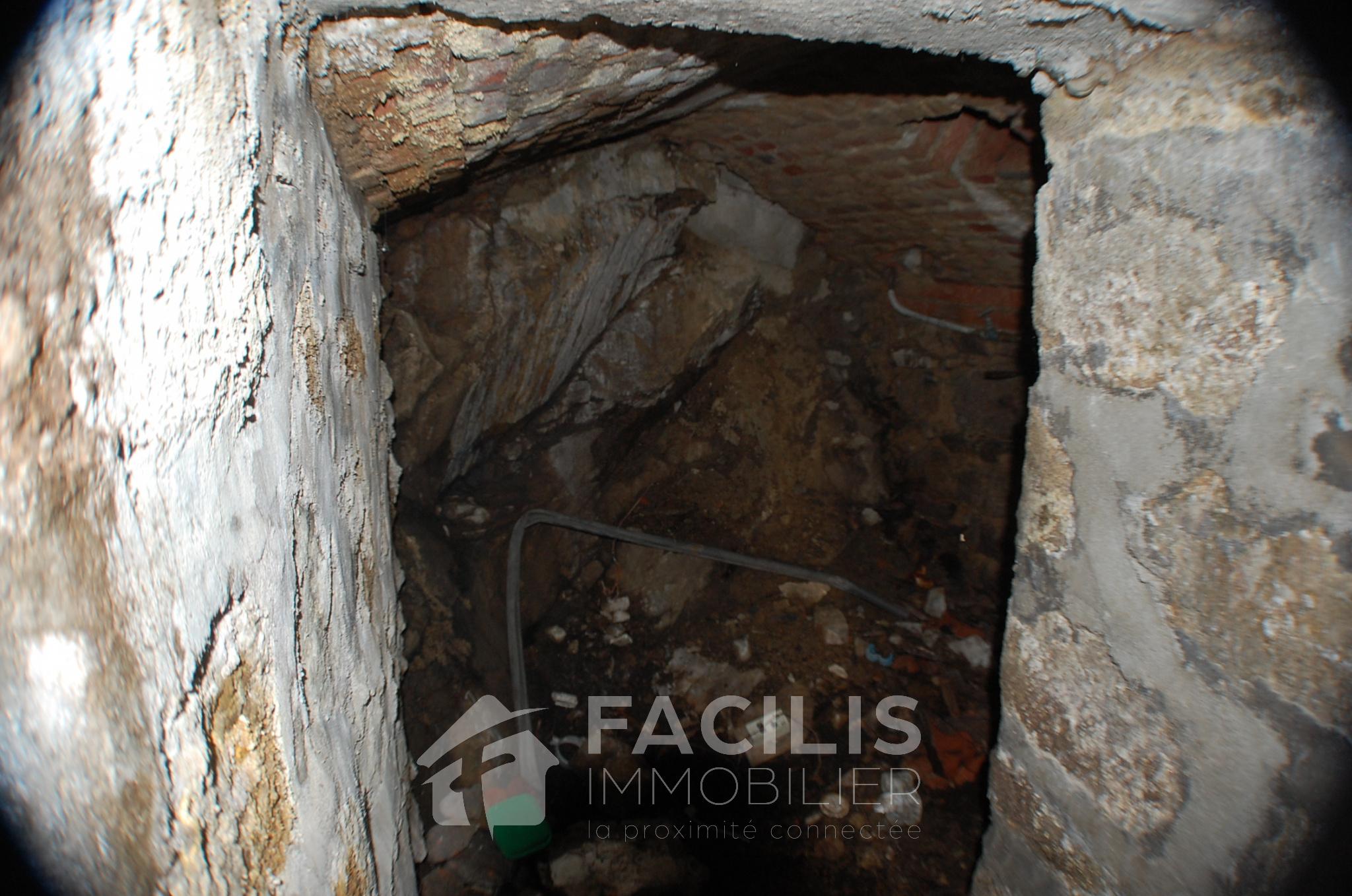 Cave enterrée