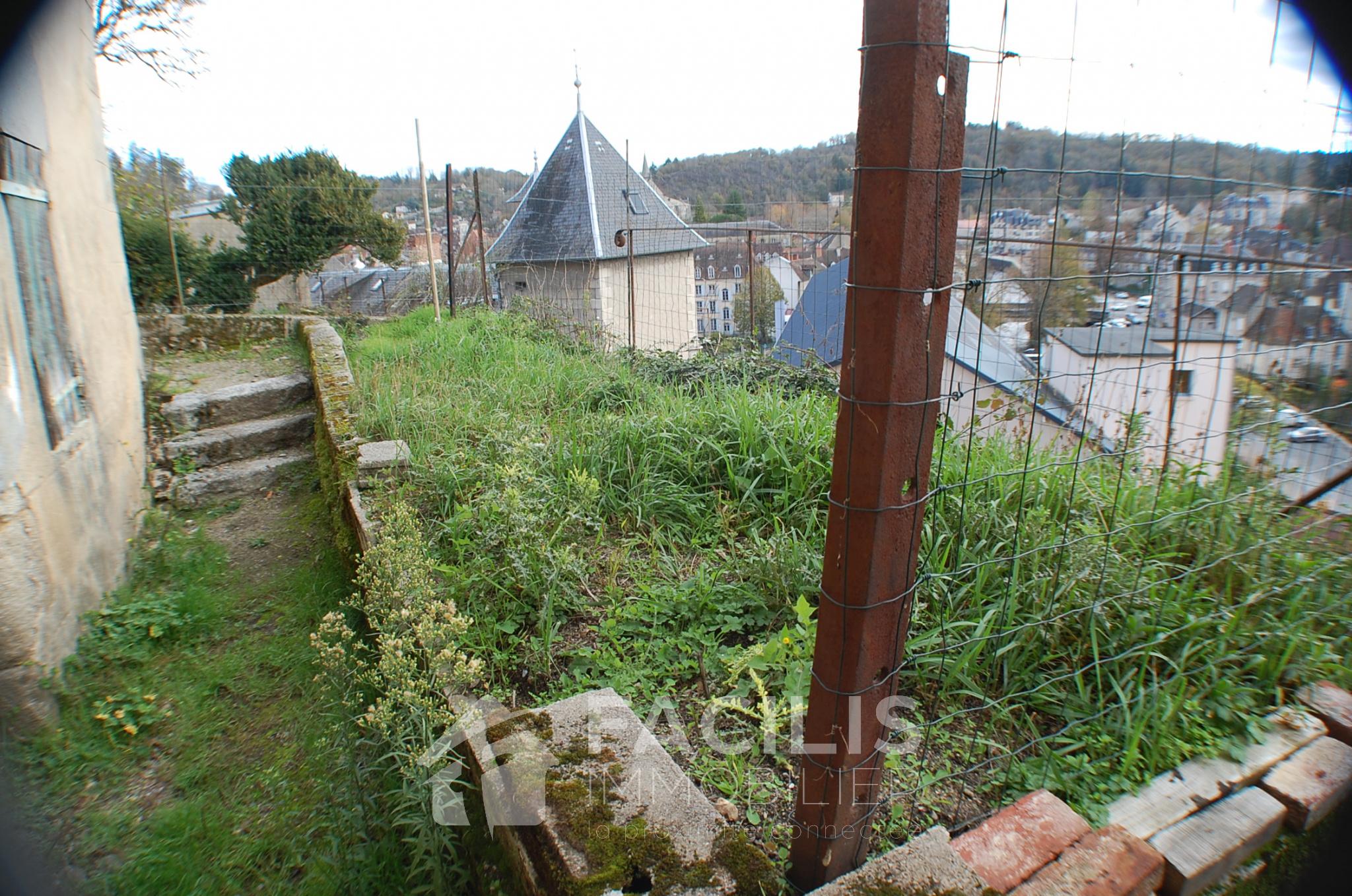 Jardinet 16 m²